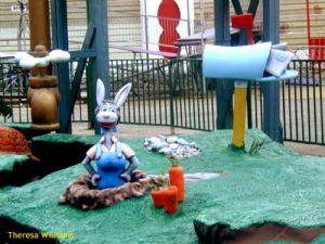 Bunny Mail by Wayne Seddon