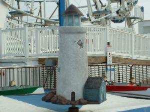 Lighthouse by Wayne Seddon