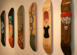 Good Wood Exhibit at The Slingluff Gallery