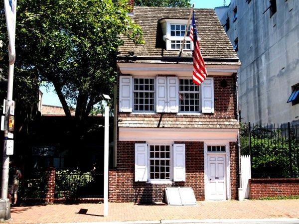 Betsy Ross House, Philadelphia PA