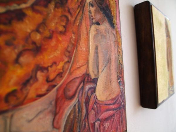 Lauren Rinaldi  - Slingluff Gallery