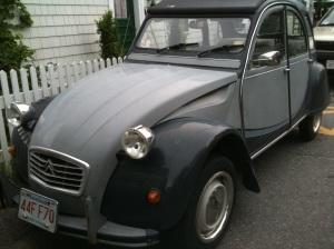 Citroen in Provincetown
