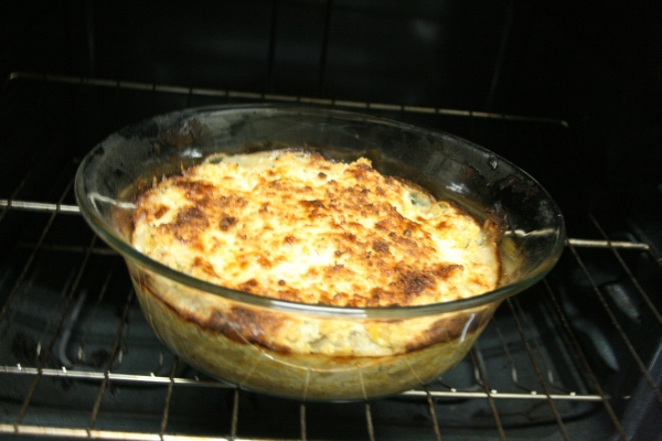 Pumpkin Lasagna
